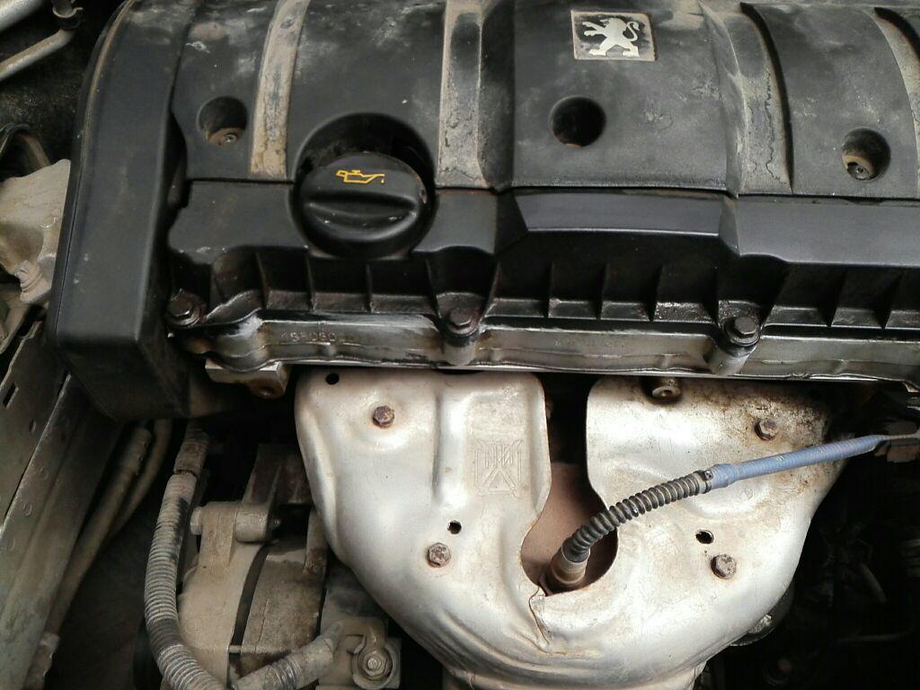 标致307 2007款 改款 1.6l 手动舒适版
