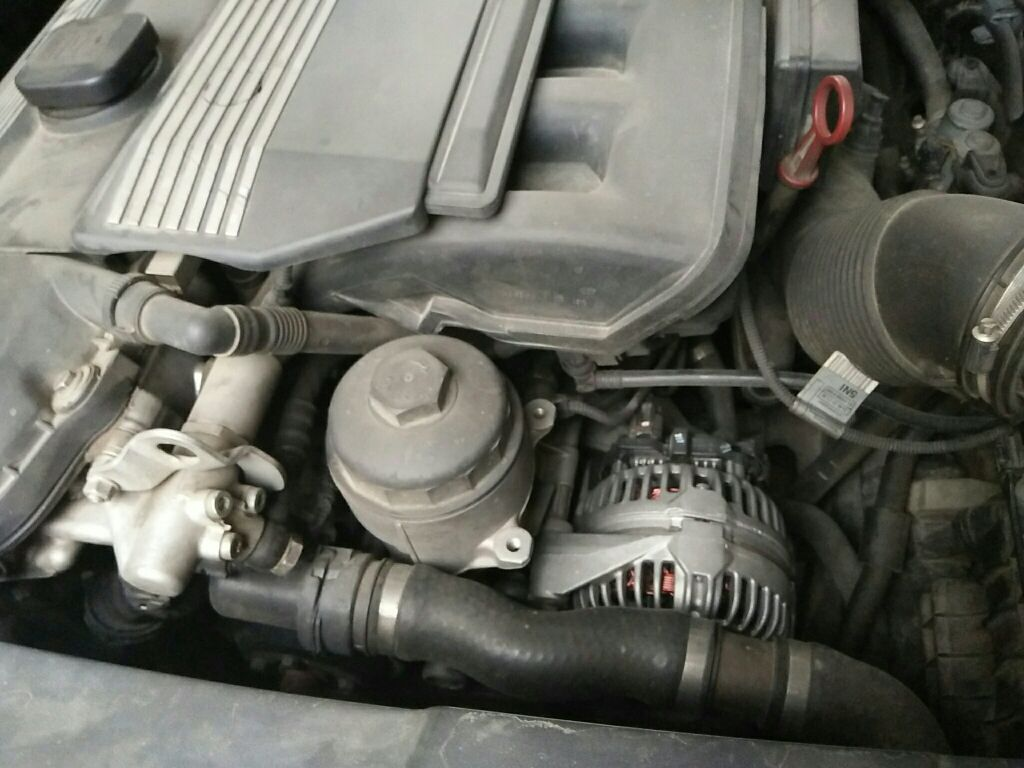 宝马7系 2004款 730li(进口)