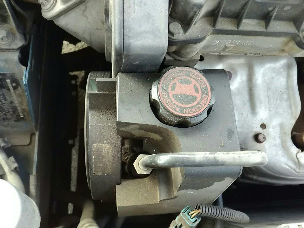 307 助力泵 电路图
