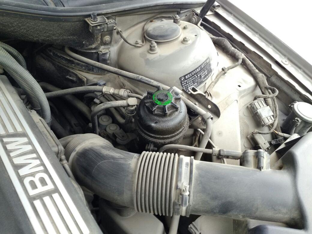 宝马7系 2008款 730li经典版(进口)