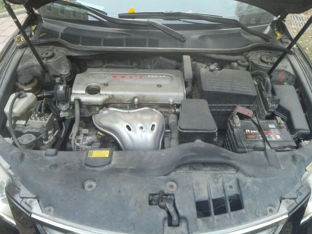 丰田凯美瑞 2006款 240v 导航版