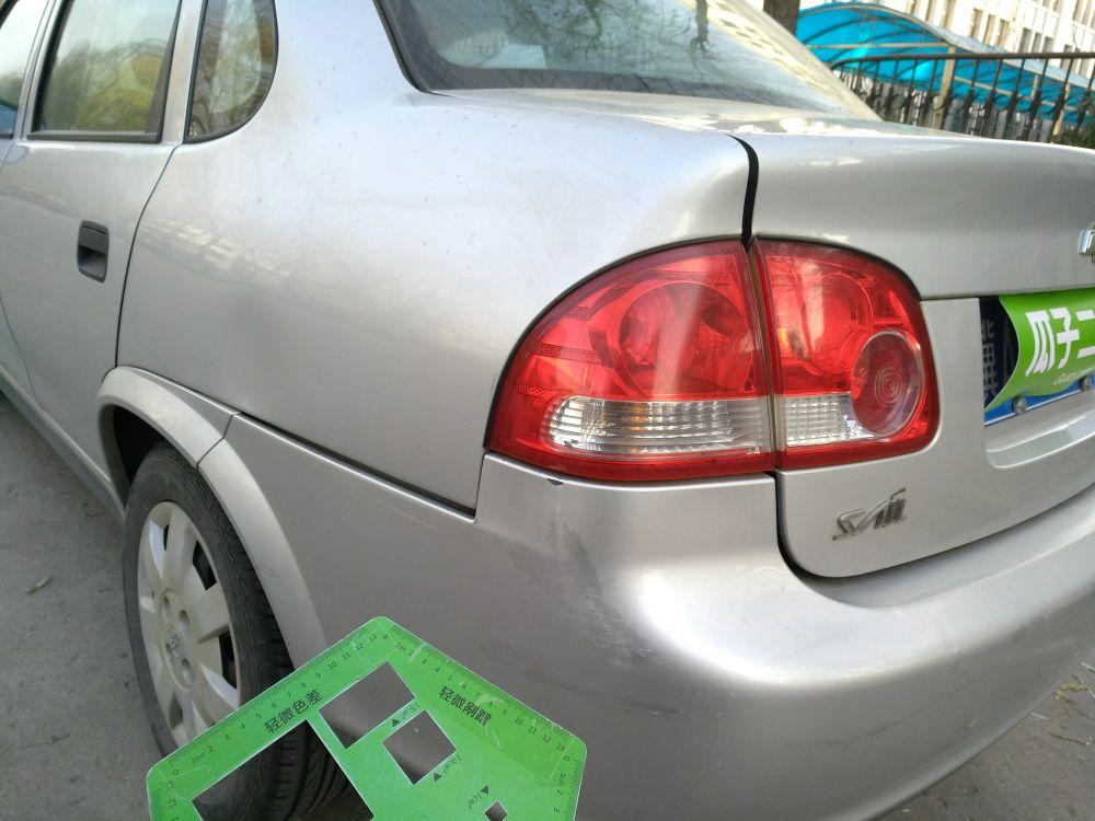 雪佛兰赛欧 2005款 sedan 1.6 se mt