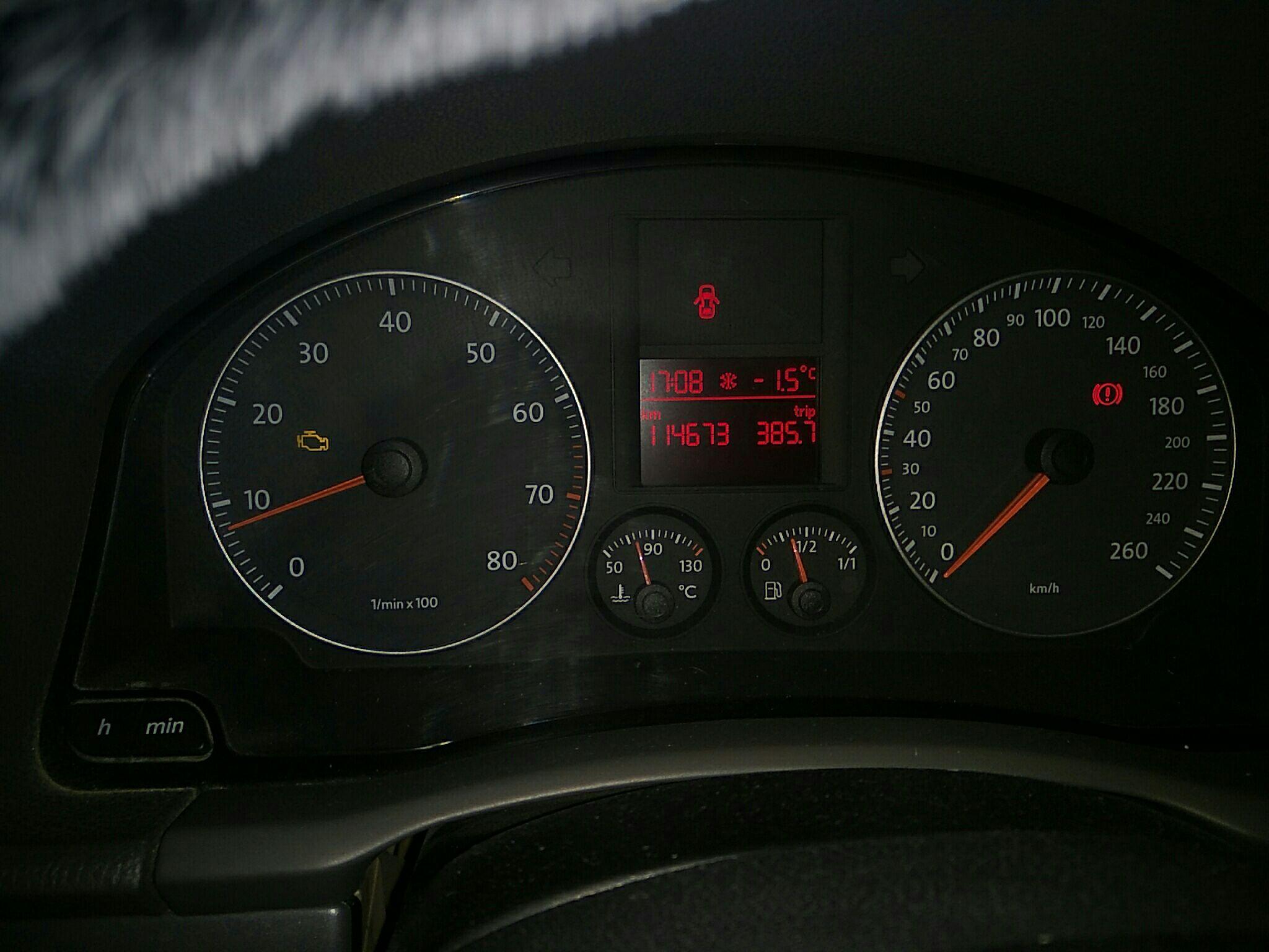 大众速腾 2009款 1.6l 手动舒适型