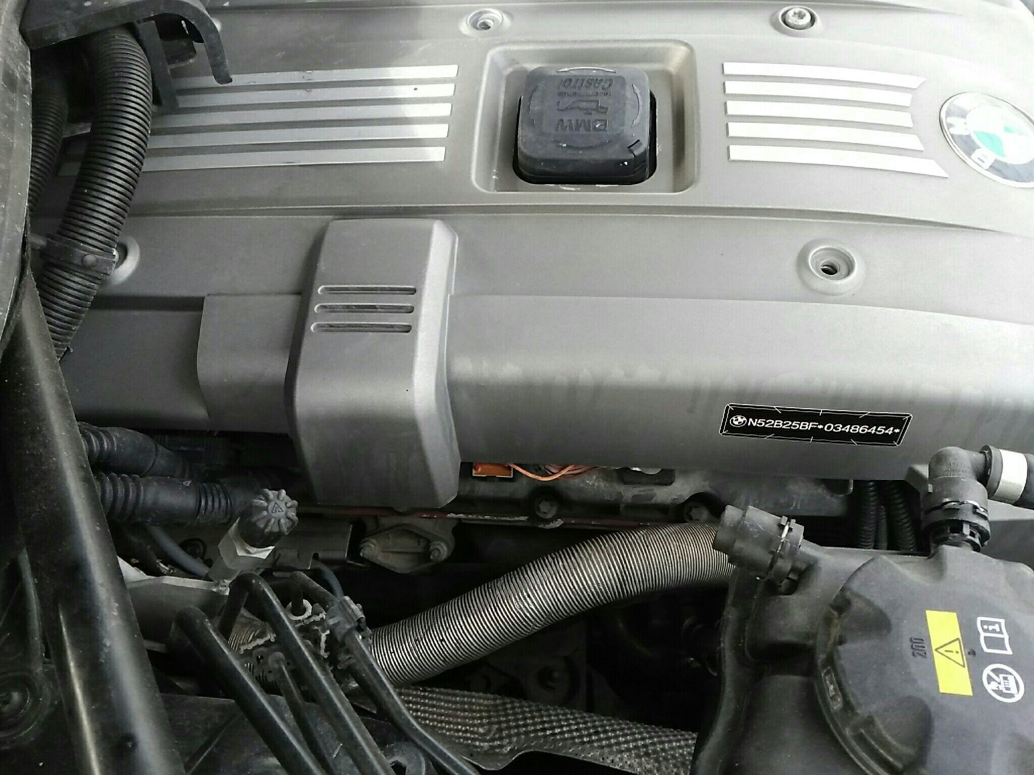 宝马5系 2007款 525li 典雅型