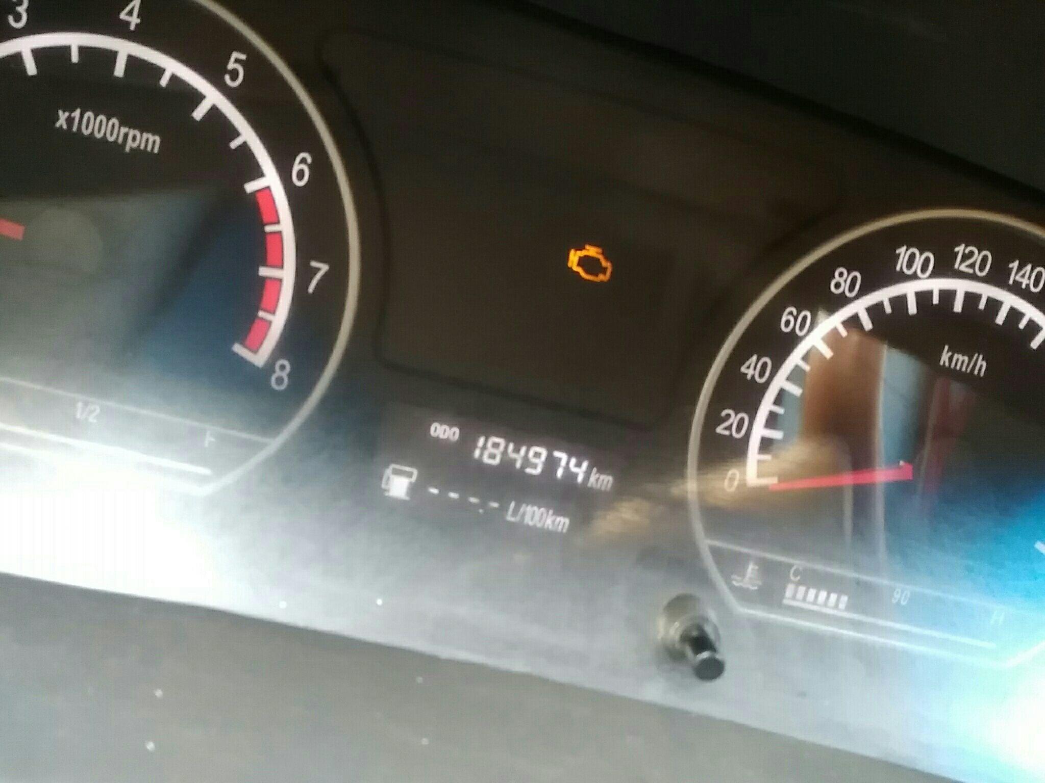 【吉利英伦sc7 2010款 英伦1.5sc715】——车速拍