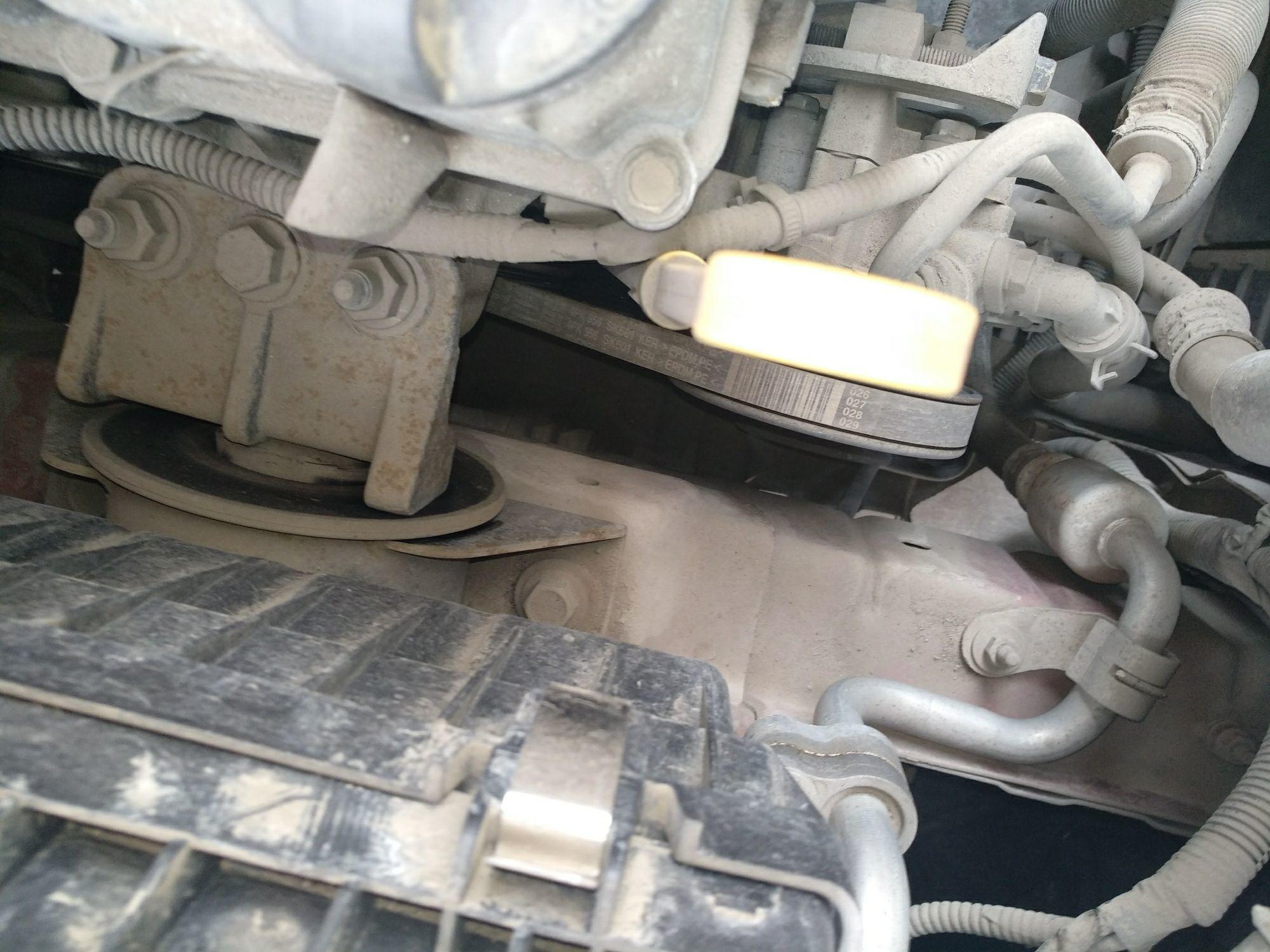 雪佛兰赛欧 2010款 三厢 1.2l 手动温馨版