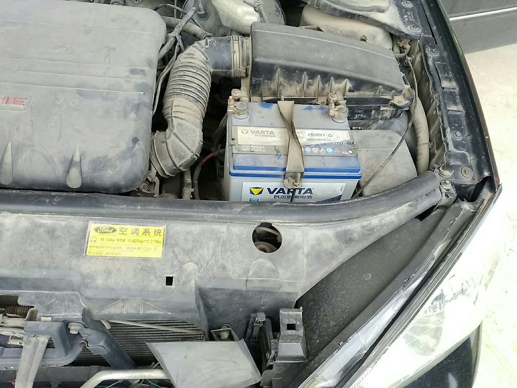 福特蒙迪欧 2005款 2.0l 精英版