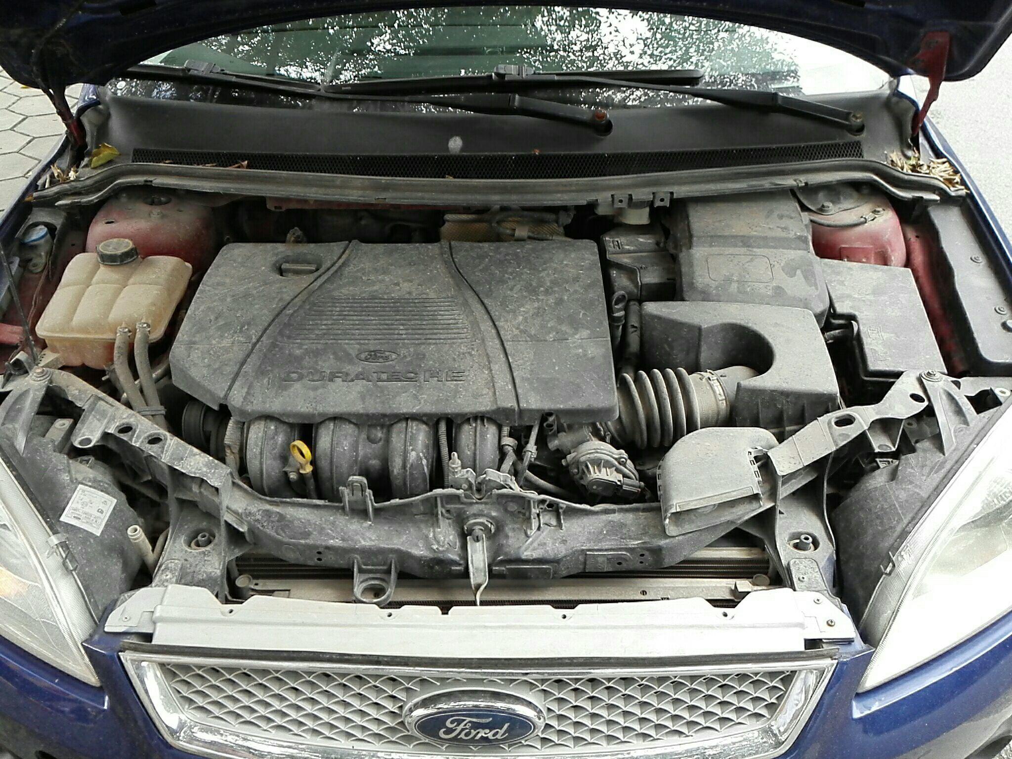福特福克斯 2007款 两厢 1.8l 自动时尚型
