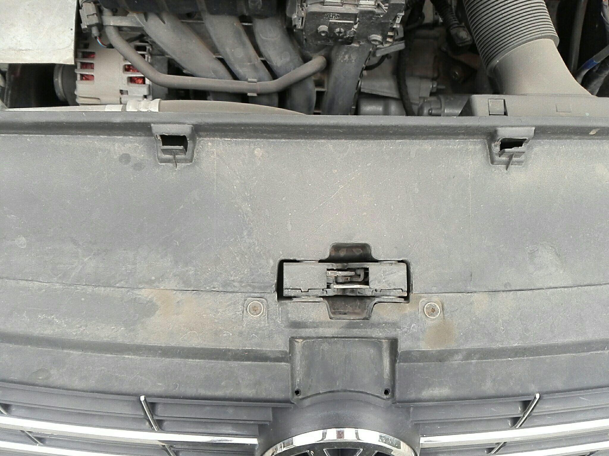 东营二手大众朗逸 > 大众朗逸 2013  车头轻微的碰撞会导致水箱框架