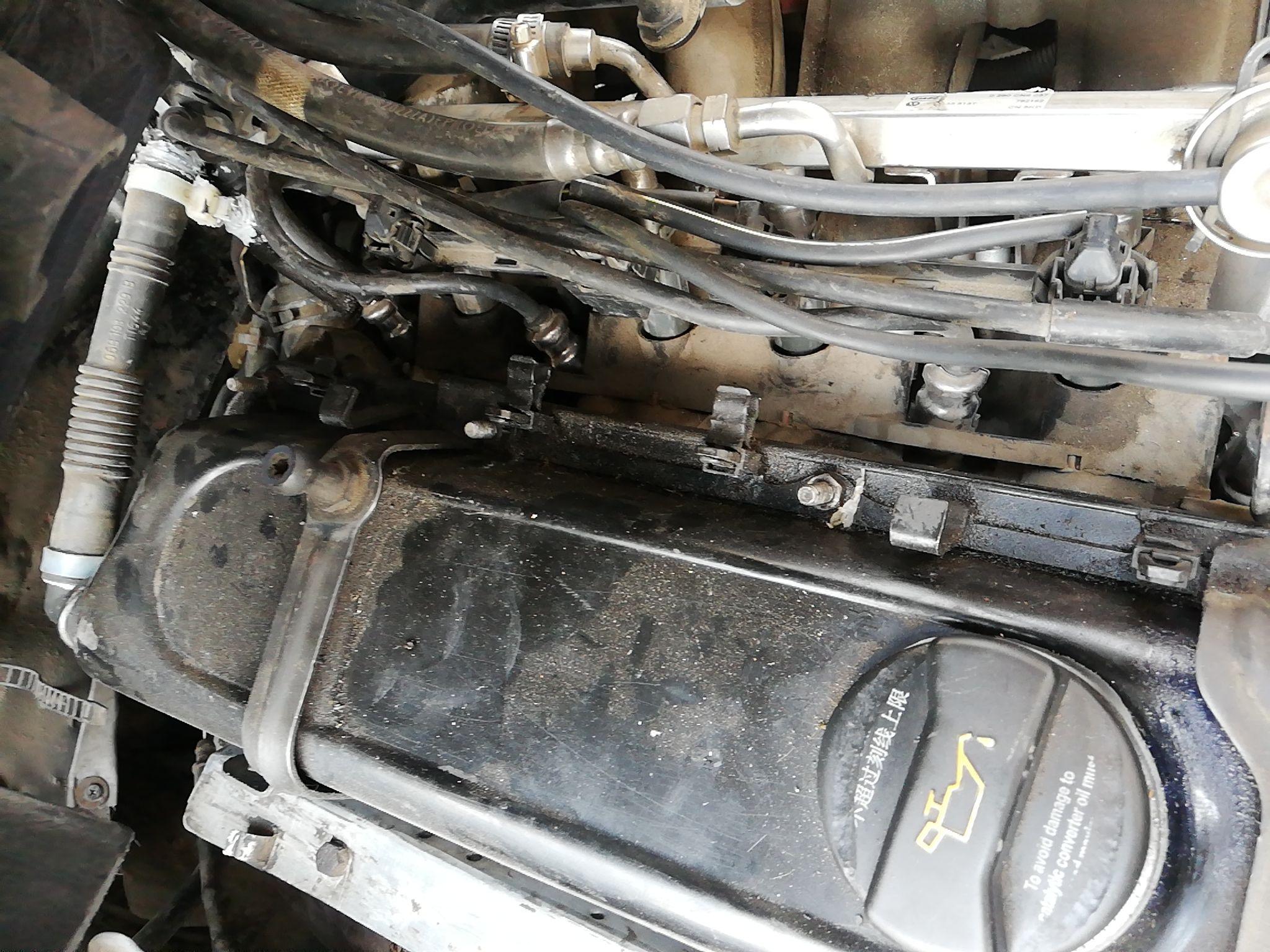 3 abs泵 正常 4 变速箱油底壳 正常 5 发动机油底壳 正常 6 防冻液