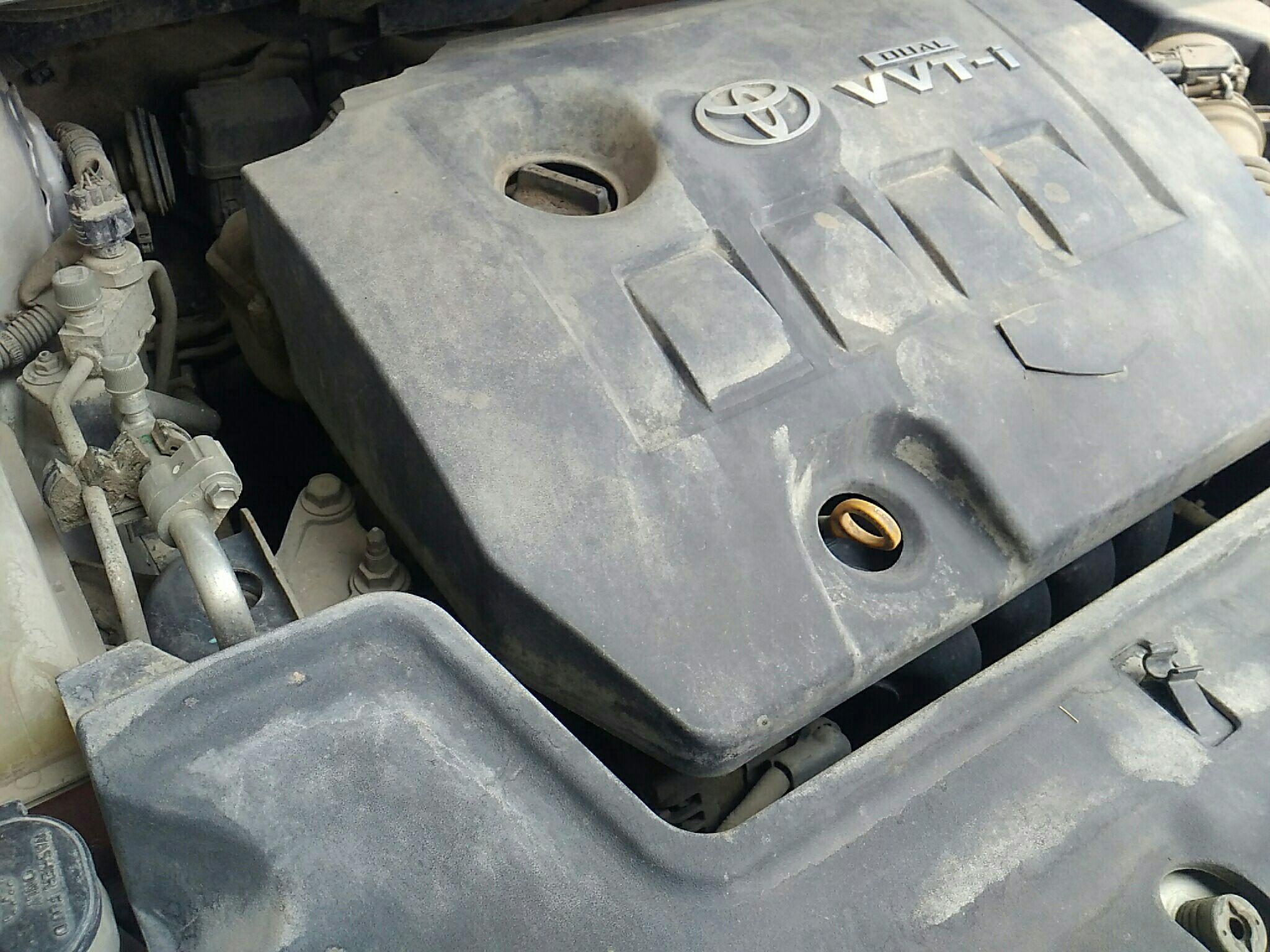 正常 4 正时罩(链条) 正常 5 vin码 正常 6 abs泵 正常 7 变速箱油底