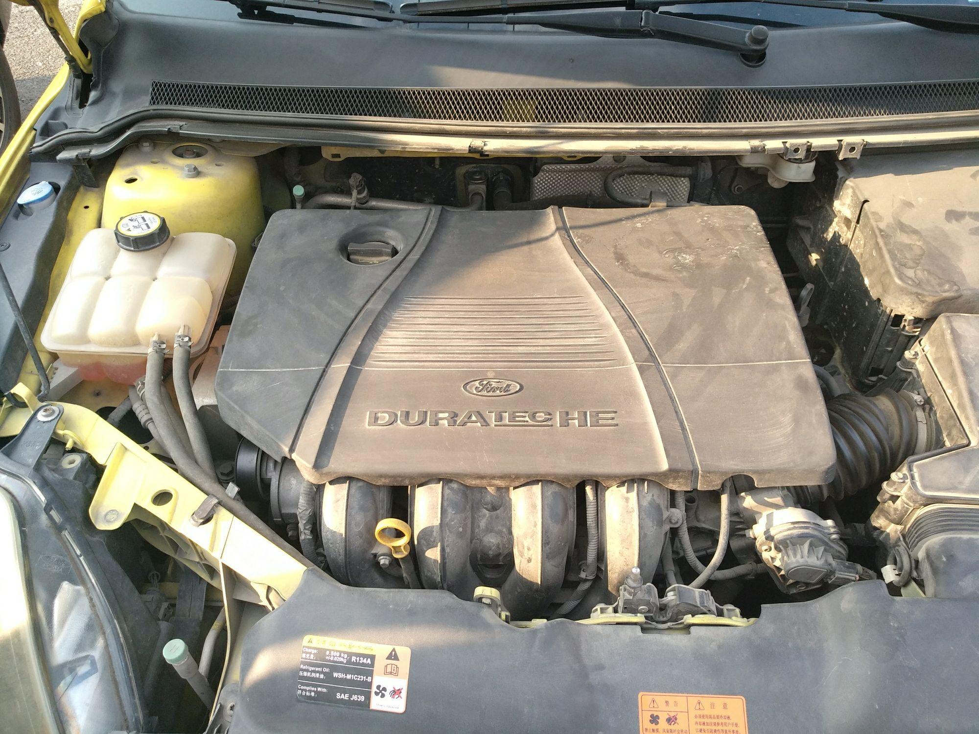福特 福克斯 2009款 两厢 1.8l 自动时尚型