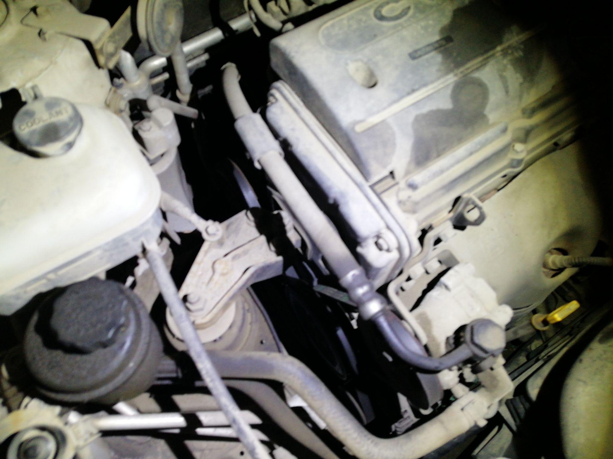 发动机(维修拆卸)